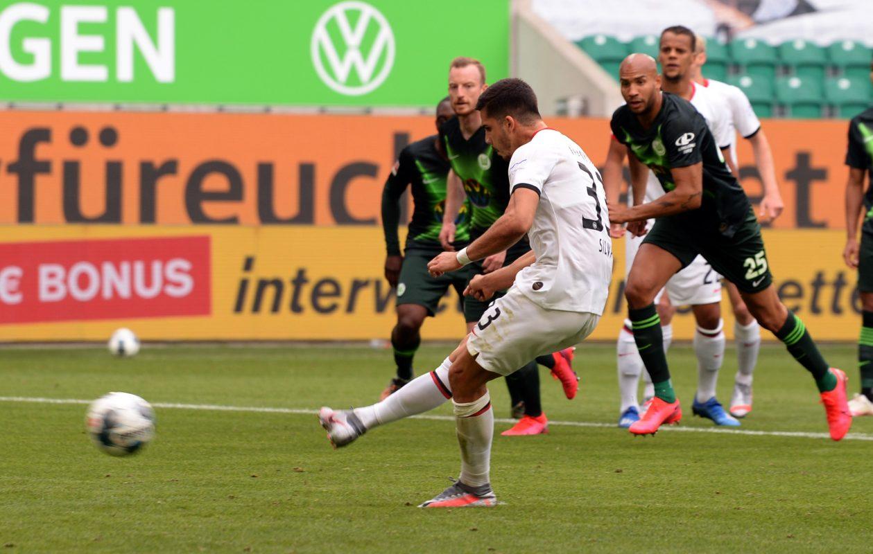 Eintracht Frankfurt   Einigung mit Andre Silva: Kauf steht bevor!